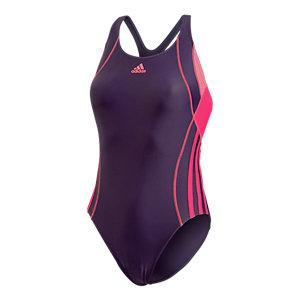 adidas Schwimmanzug Damen violett/pink