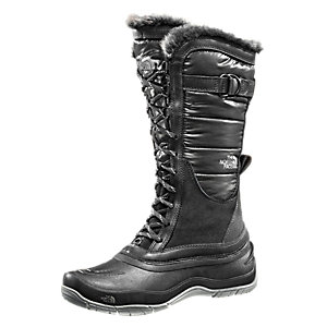 The North Face Shellista Lace Winterschuhe Damen schwarz