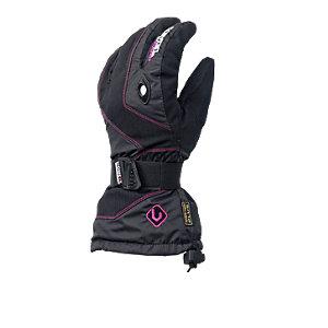 Level Snowboardhandschuhe Herren schwarz/pink