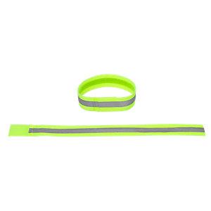 unifit Leuchtarmband Signalband neongelb