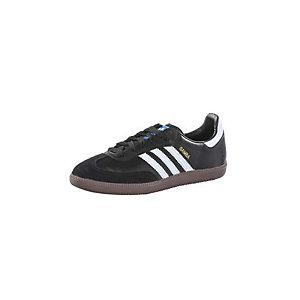 adidas Samba Sneaker Damen schwarz/weiß