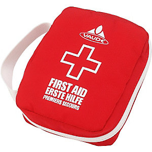 VAUDE First Aid Kit Essential Erste Hilfe Set rot