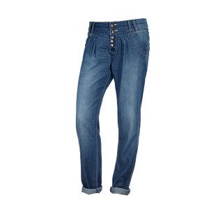 oliver boyfriend jeans damen denim im online shop von sportscheck. Black Bedroom Furniture Sets. Home Design Ideas