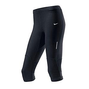 Nike Essential Lauftights Damen schwarz