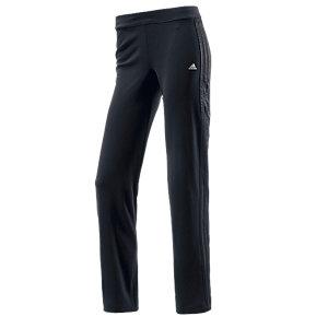 adidas Climacool Core Straight Leg Jazzpants Damen schwarz/schwarz