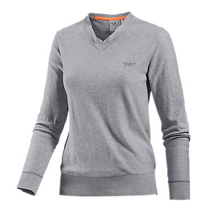 Chiemsee Essence Strickpullover Damen hellgrau