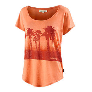 Billabong Palm Dream Printshirt Damen koralle