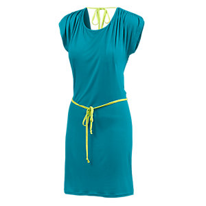 Maui Wowie Jerseykleid Damen türkis