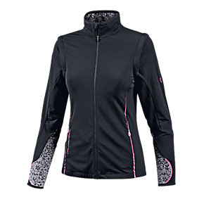 Wild Rose Radon 2in1 Funktionsjacke Damen schwarz