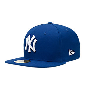 New Era 59fifty Yankees Cap royal