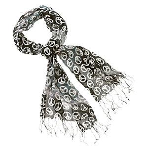 Maui Wowie Schal Damen schwarz