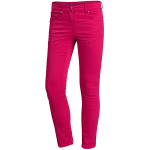 TOM TAILOR Röhrenhose Damen pink