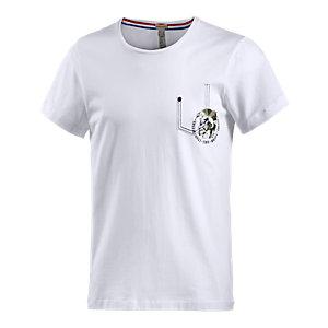 DIESEL Randal Printshirt Herren weiß