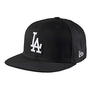 New Era 59FIFTY LOS ANGELES DODGERS Cap schwarz/weiß