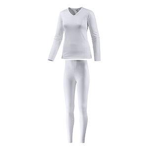 Medico Wäscheset Damen weiß