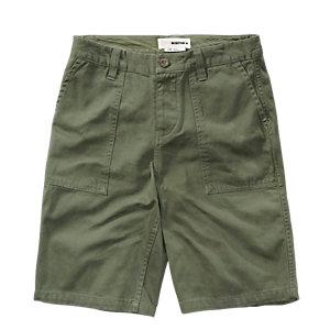 Burton Shorts Jungen oliv