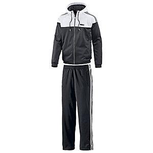 adidas Young Trainingsanzug Herren schwarz/weiß