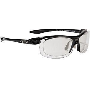 ALPINA Twist Sportbrille schwarz