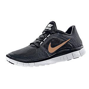 Nike Free Run 3 Damen Schwarz Bronze
