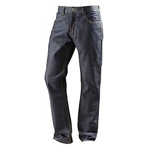 Volcom Sure Thing II Straight Fit Jeans Herren dark denim