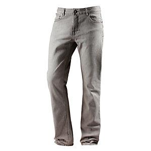Volcom Sure Thing II Straight Fit Jeans Herren hellgrau/denim
