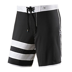 Hurley Block Party Solid Boardshorts Herren schwarz