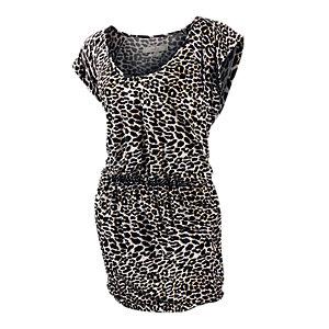 REPLAY Minikleid Damen leopard