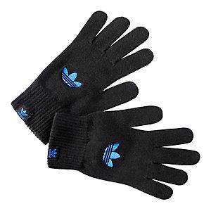 adidas Trefoil Fingerhandschuhe schwarz