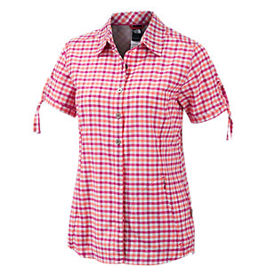 The North Face Wadi Funktionsbluse Damen rose