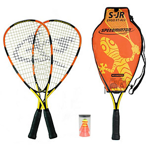 Speedminton Junior Speedminton Set Kinder rot