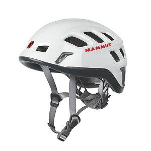 Mammut Rock Rider Kletterhelm weiß
