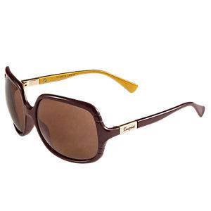 TIMEZONE Sonnenbrille Damen weinrot