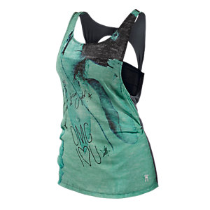 Neighborhood 2-in-1 Top Damen mint