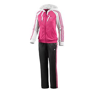 adidas trainingsanzug damen pink schwarz wei im online. Black Bedroom Furniture Sets. Home Design Ideas