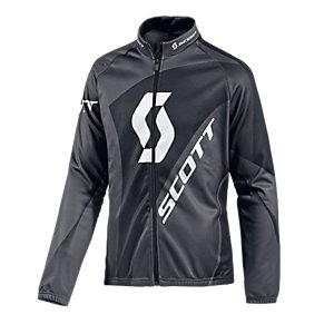 SCOTT Authentic AS Jacket Fahrradjacke Herren schwarz