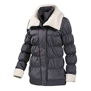 Neighborhood Steppjacke Damen anthrazit