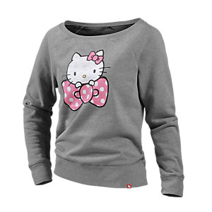 Vans Hello Kitty Sweatshirt Damen graumelange