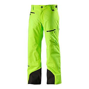 ziener sedi skihose herren neongr n im online shop von sportscheck kaufen. Black Bedroom Furniture Sets. Home Design Ideas