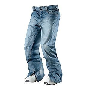 Burton Jeans Snowboardhose Damen denim