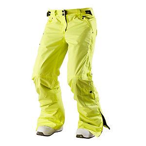 Maui Wowie Snowboardhose Damen gelb