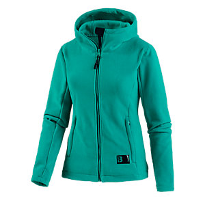Bench Joni Fleecejacke Damen grün