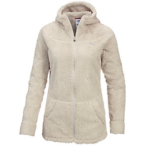 The North Face Cervinja Fleecejacke Damen offwhite