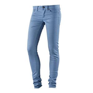 Roxy Kassia Skinny Fit Jeans Damen blau