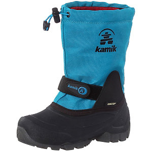Kamik Waterbug Winterschuhe Kinder blau