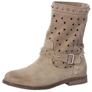 Buffalo Stiefel Damen beige