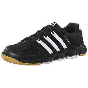 adidas Team Spezial Hallenschuhe Herren schwarz/weiß