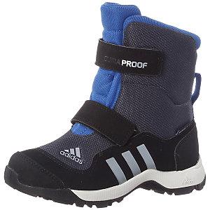 adidas Adisnow Winterschuhe Jungen anthrazit/blau