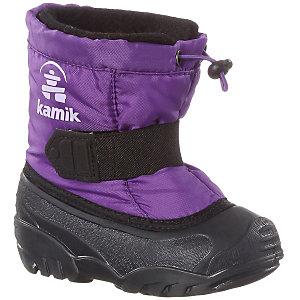 Kamik Kleinkind Tickle Winterschuhe Kinder violett/schwarz