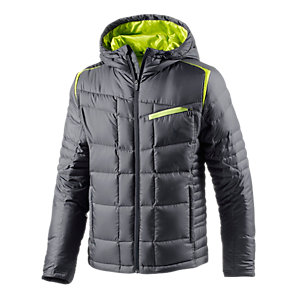 Spyder Dolomite Skijacke Herren anthrazit/grün