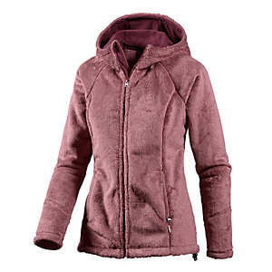 Burton Cora Fleecejacke Damen bordeaux